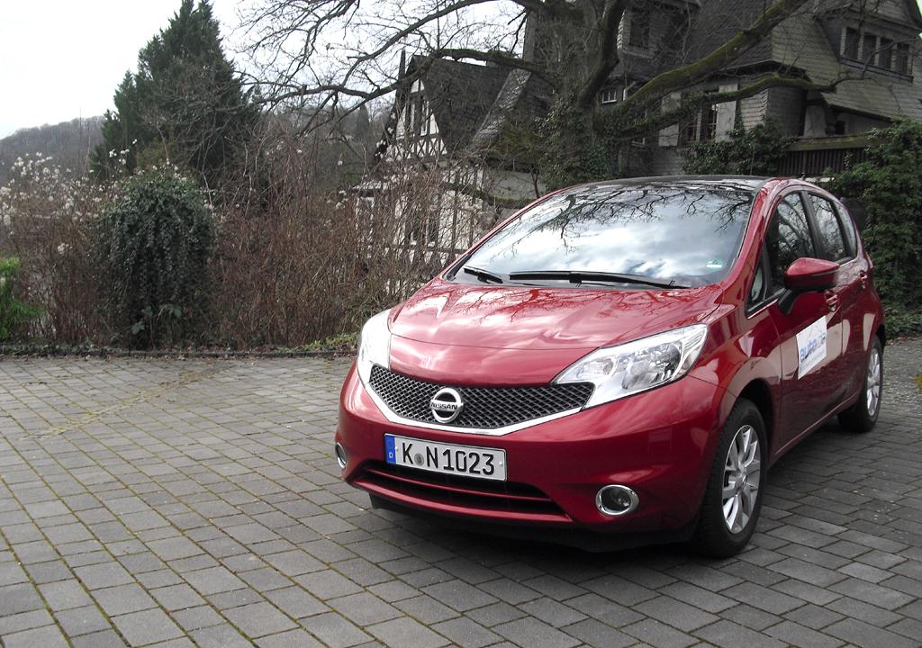 Nissan Note: Ein weiterere Benziner und ein Diesel stehen sonst noch zur Wahl.
