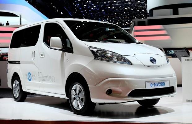 Nissan lässt Flotten und Familien stromern