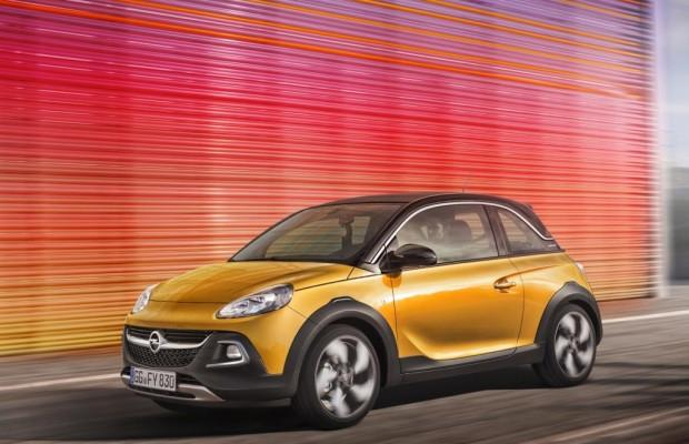 Opel: Bunte Bühne für die Adam-Family