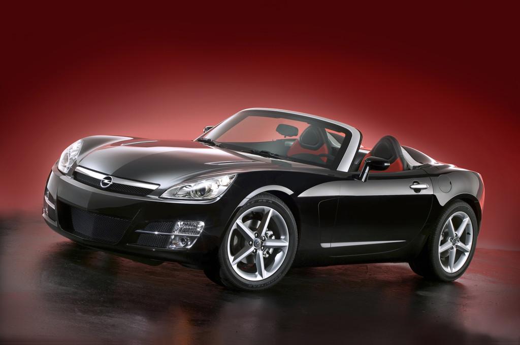 Opel GT. Foto: Opel