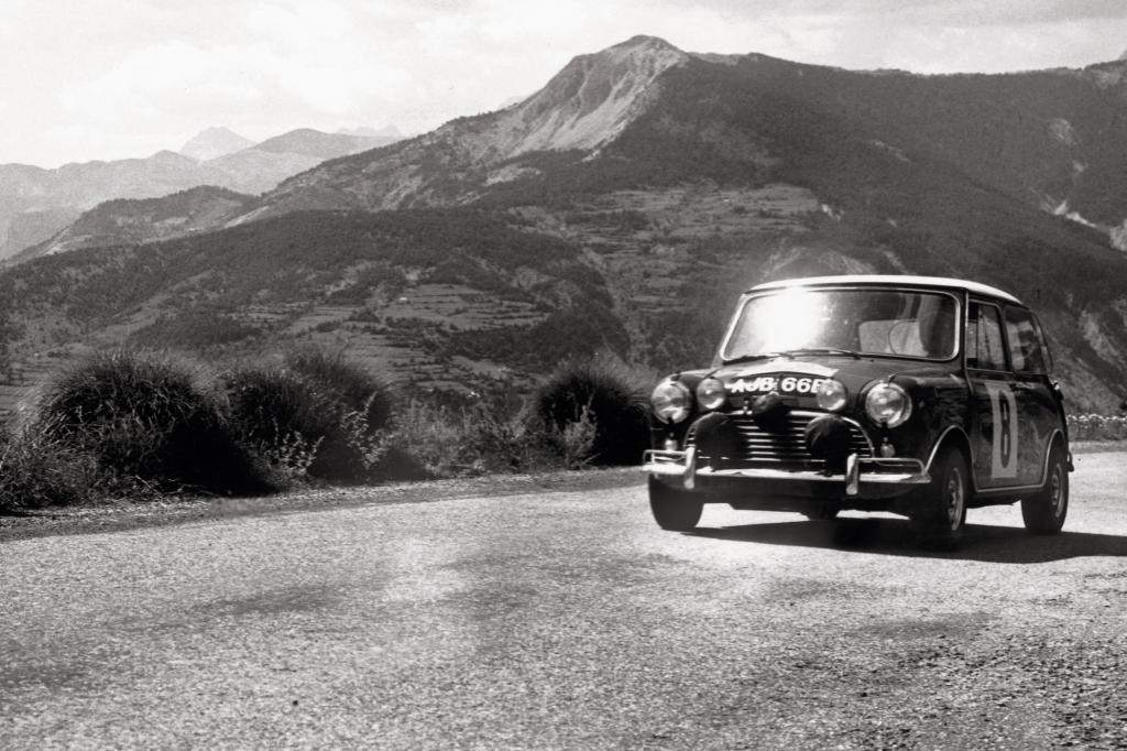 Platz 1: Mini Cooper S ab 1964