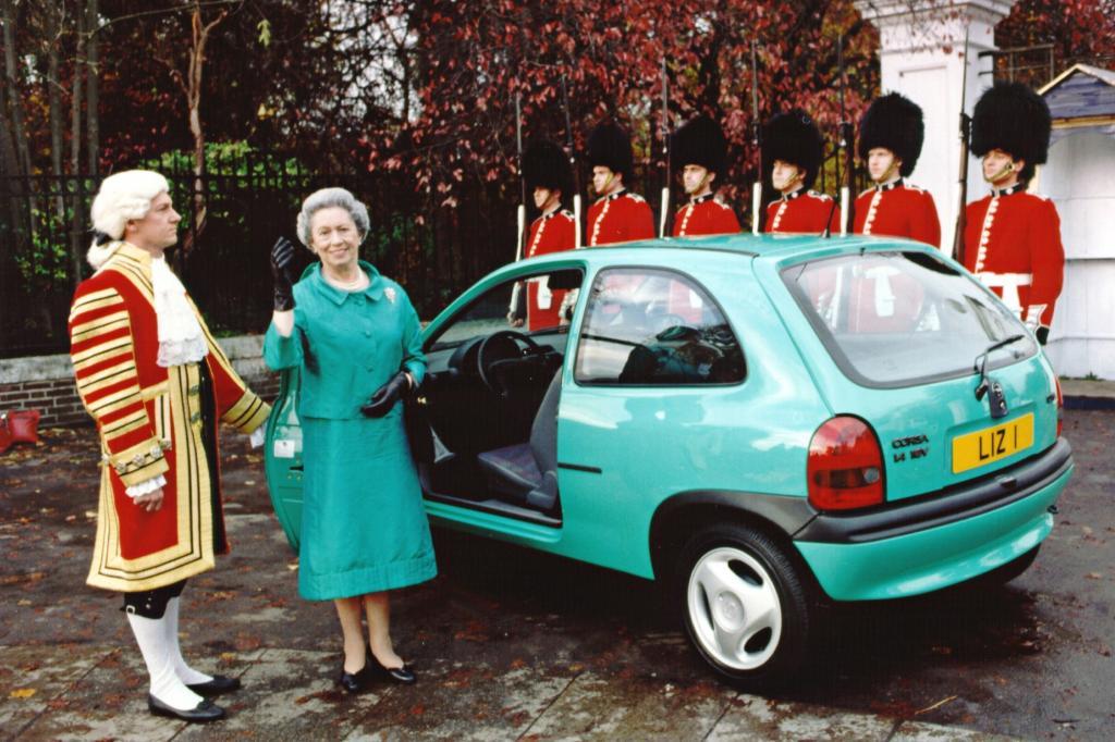 Platz 6: Opel Corsa B ab 1993 mit Queen Double