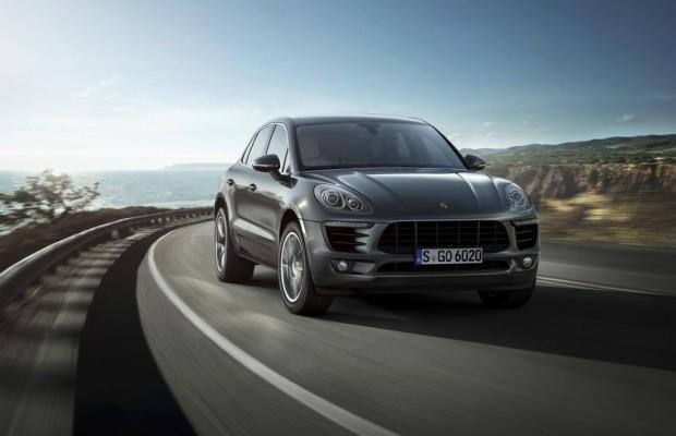 Porsche Macan mit erster Luftfederung für Mittelklasse-SUV