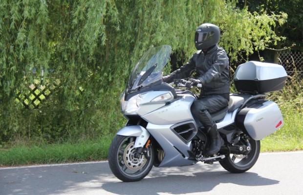 Rückruf Triumph-Motorräder - Motor kann während der Fahrt ausgehen