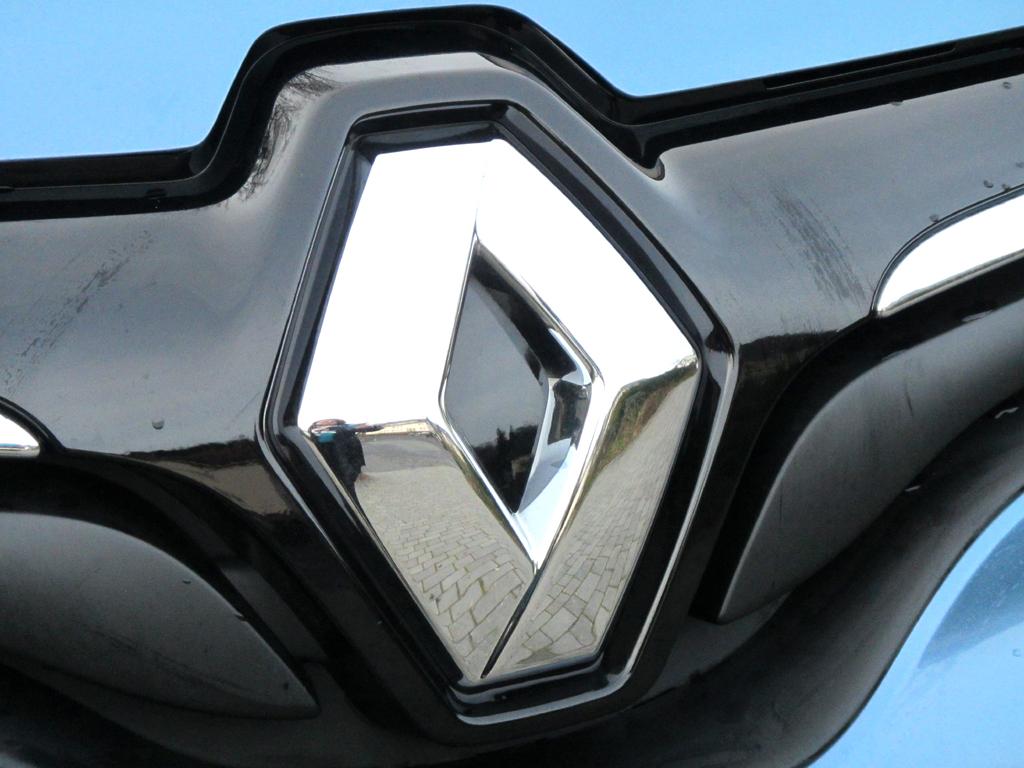 Renault Kangoo: Blick auf die Frontpartie.