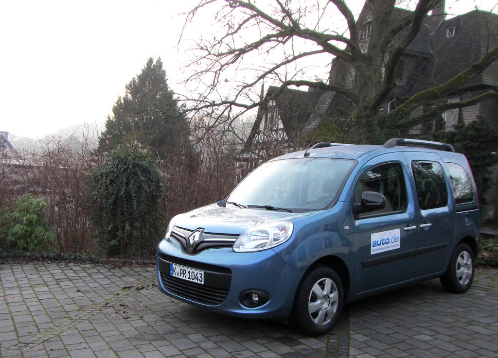 Renault Kangoo: Insgesamt fünf Motorisierungen stehen zur Wahl.