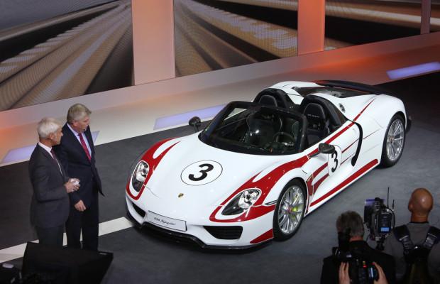 Retro Classics 2014: Porsche feiert Rückkehr nach Le Mans