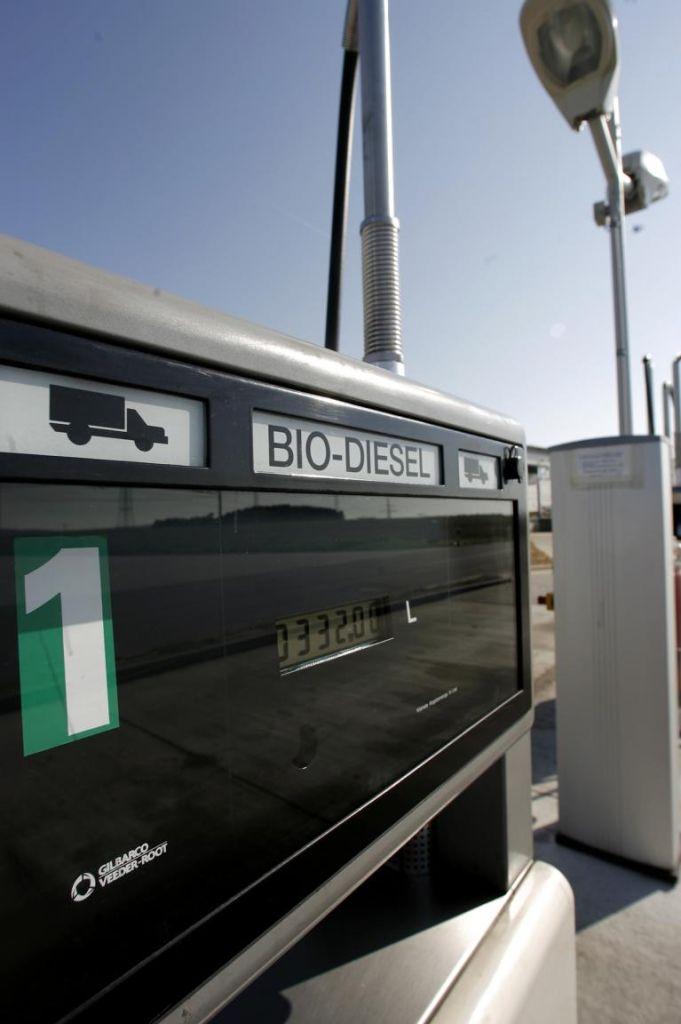 Sauber fahren mit Bio-Diesel-Gemisch