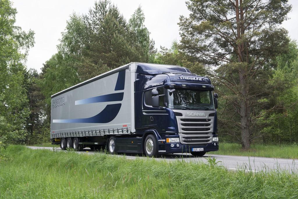 Scania G 410 ist