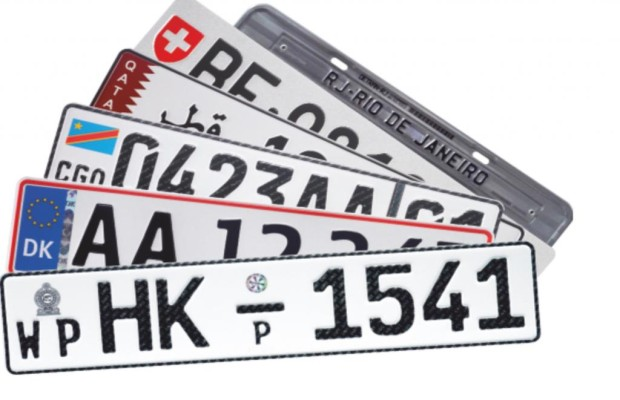 Schlaue Schilder - Die Zukunft des Autokennzeichens