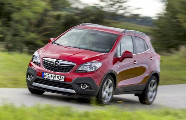 Schon 200 000 Bestellungen für Opel Mokka