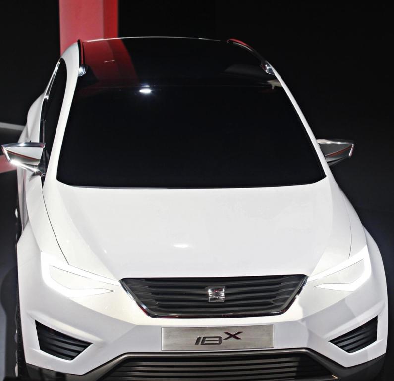 Schon Seats IBX-Studie aus 2011 ging in die SUV-Richtung.