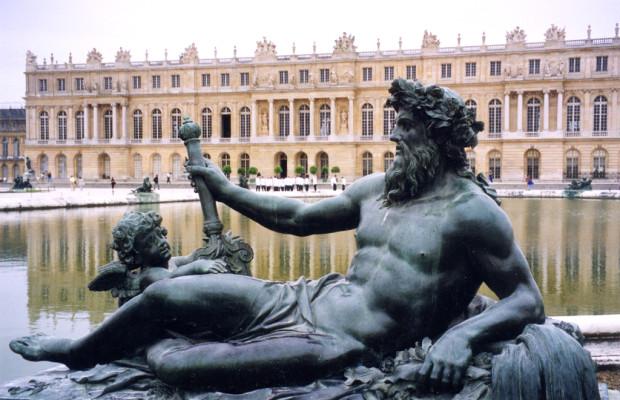 Sightseeing: Schloss Versailles - viel Glanz und Prunk am Hof des