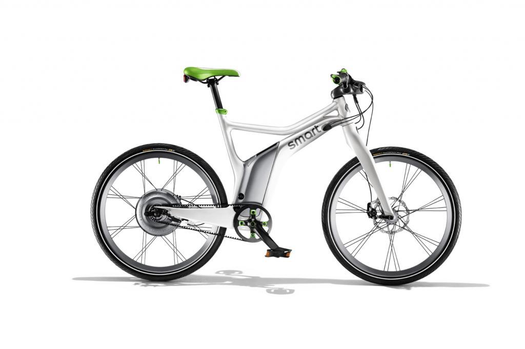 Smart E-Bike-Angebot - Elektro-Zweirad to Go