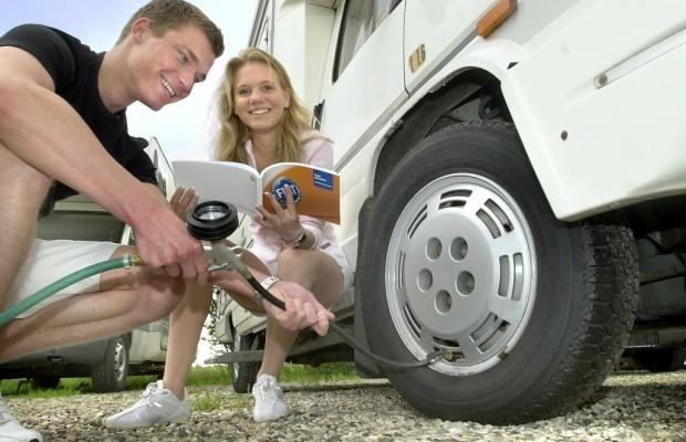 Spezielle Reifenvorschriften bei Freizeitfahrzeugen