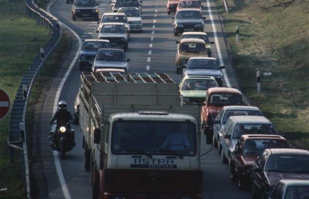 Stau: Keine Narren-Freiheit für Motorradfahrer