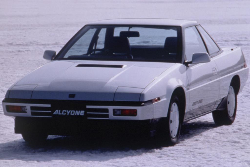 Subaru Alcyone 1985