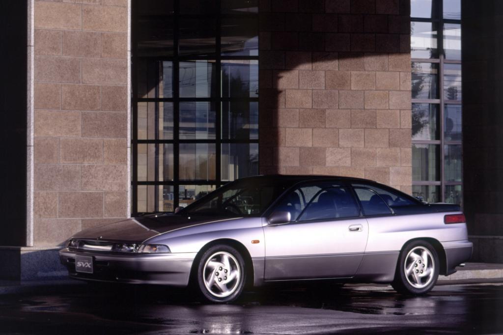 Subaru Alcyone SVX 4WD 1991