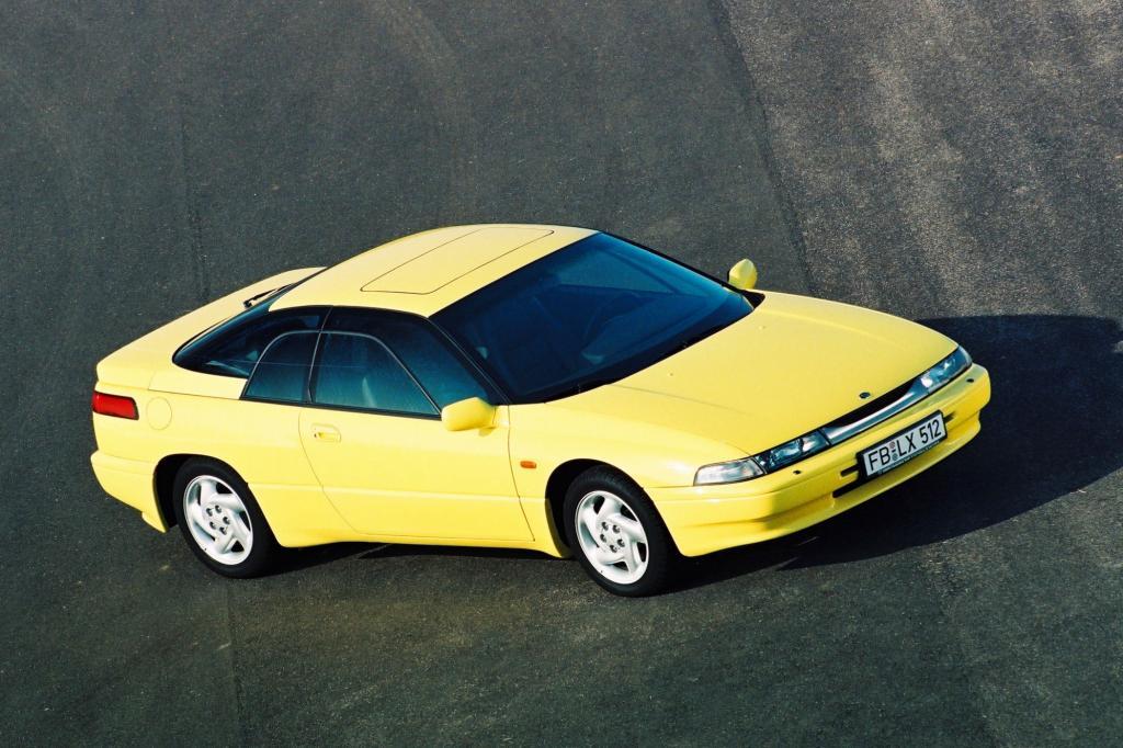 Subaru  SVX 4WD 1997