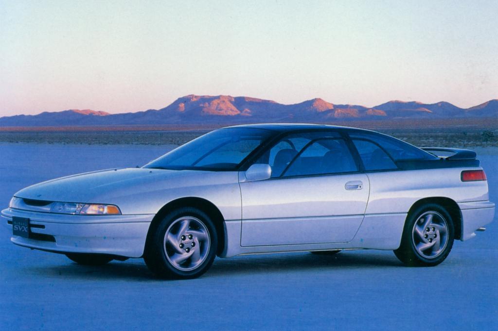 Subaru SVX Concept 1989