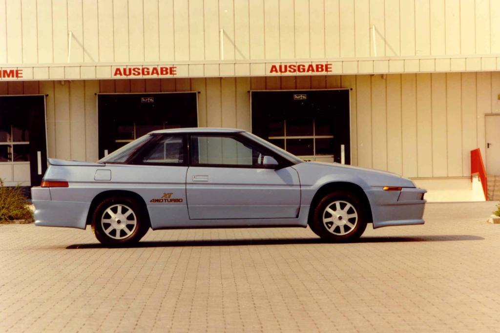 Subaru XT Turbo 4WD ab 1986