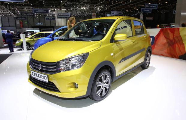 Suzuki Celerio wird in Thailand gebaut