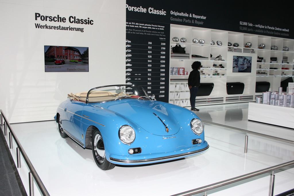 Techno Classica 2014: Schau der Superlative