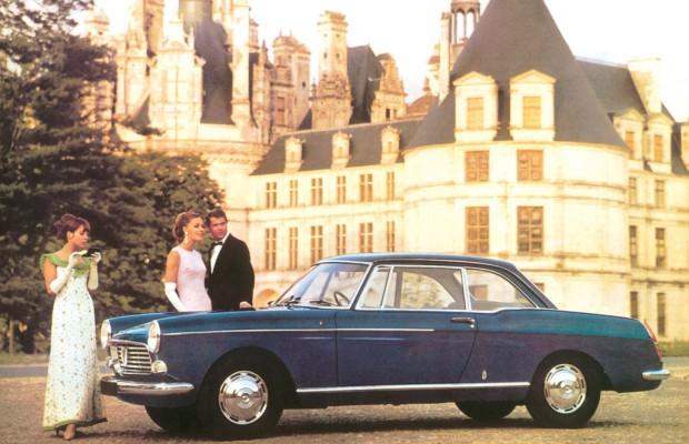 Techno Classica: Coupés im Mittelpunkt von Peugeot