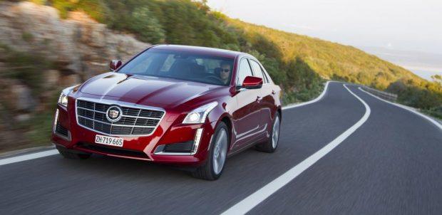 Test Cadillac CTS - E-Klasse auf Amerikanisch