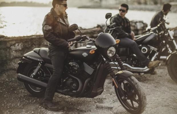 Test Harley-Davidson Street 750 - Das Paradoxon