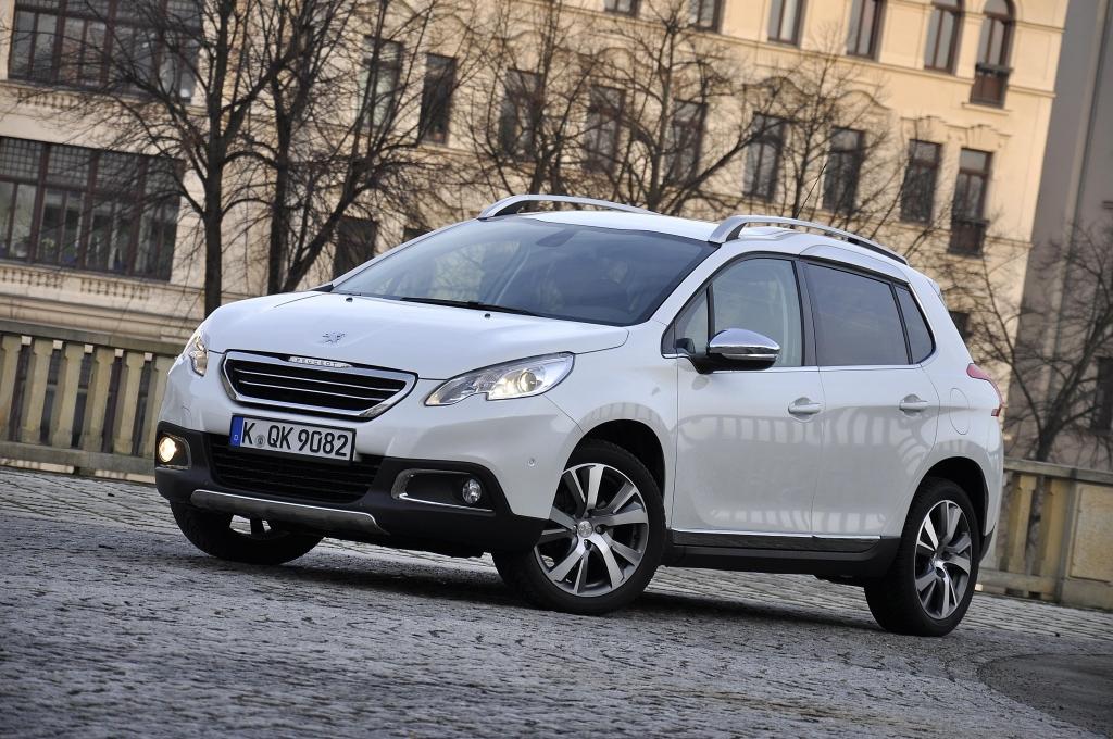 Test Peugeot 2008 Ausgewogener Kleiner Berglöwe Magazin