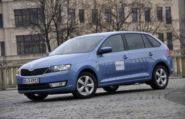 Test Skoda Rapid Spaceback - Golf der Vernunft
