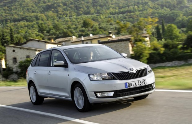 Test: Skoda Rapid Spaceback - Letzte Generation Golf