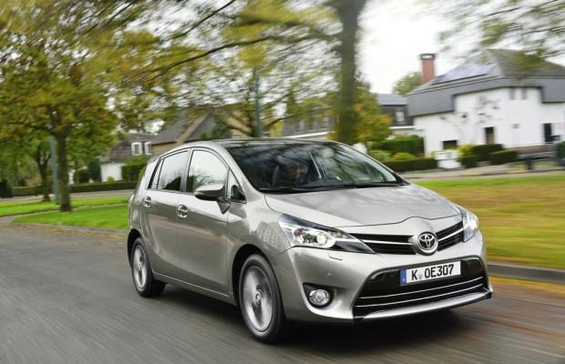 Toyota Verso startet bei 21 200 Euro