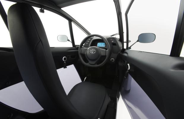 Toyota testet i-Road auch in Tokio