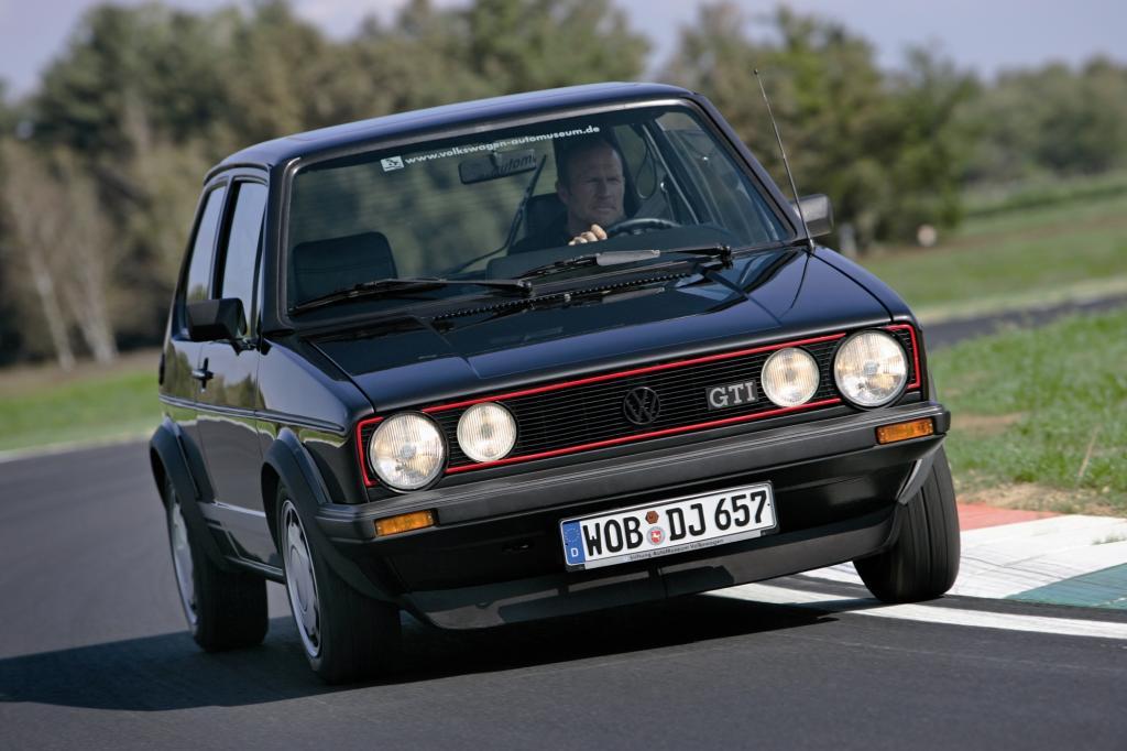 VW Golf GTI Pirelli 1983