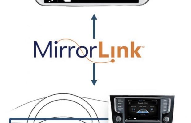 VW MirrorLink auf der CeBit - Blick in die Zukunft