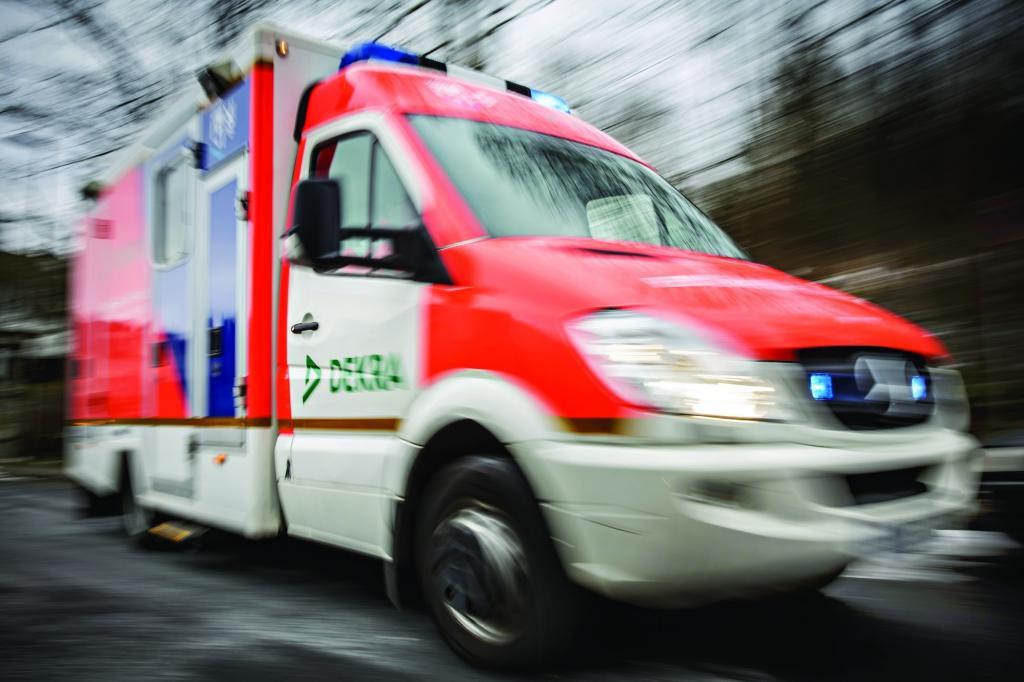 Verkehrsunfall-Statistik - Vorsicht in Kassel