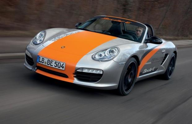 Vision: Porsche aus der Steckdose