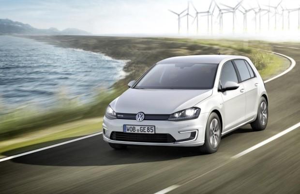 Volkswagen E-Golf - 100 Prozent elektrisch