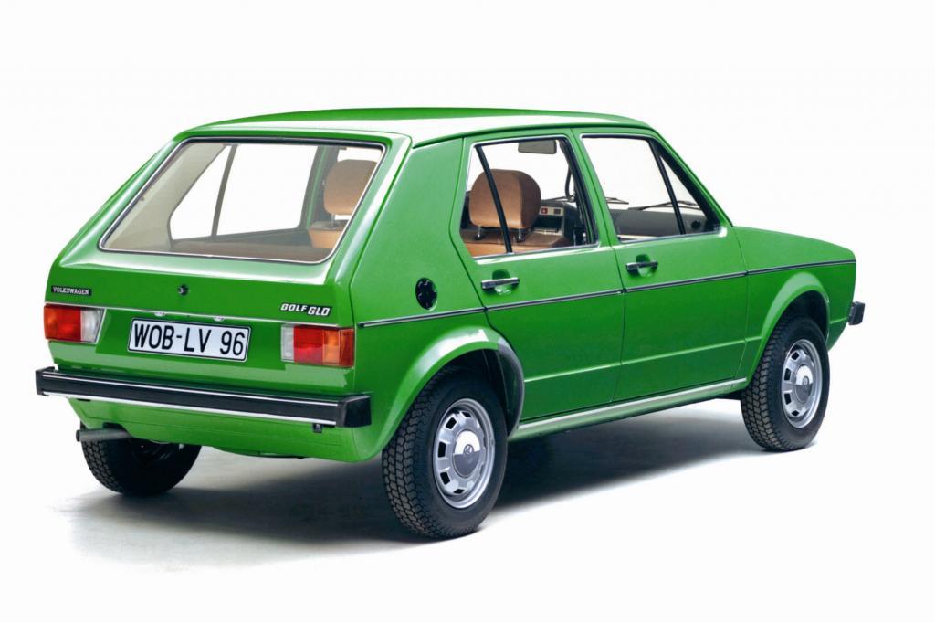 Volkswagen Golf Diesel 1977