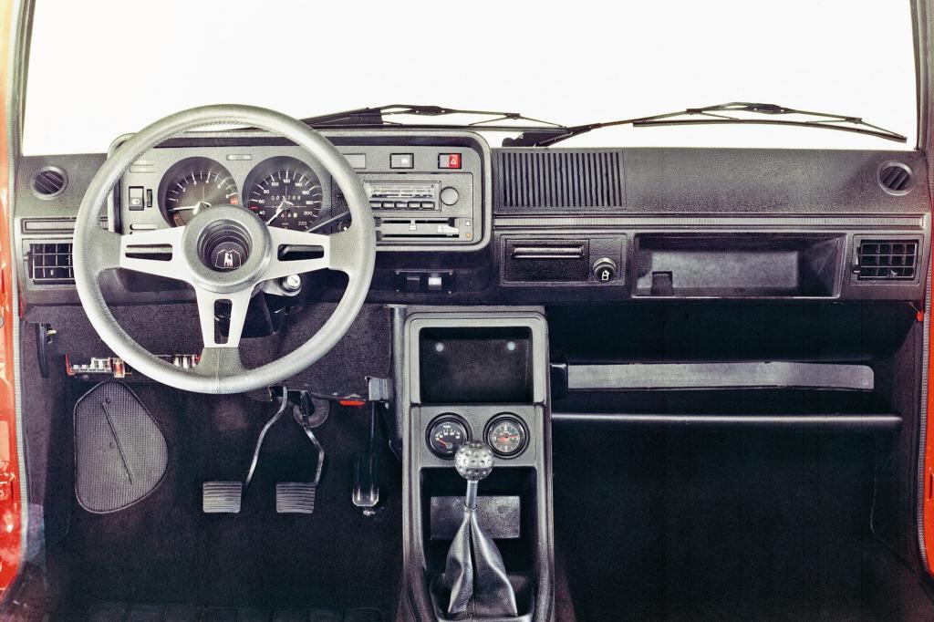 Volkswagen Golf GTI ab 1976