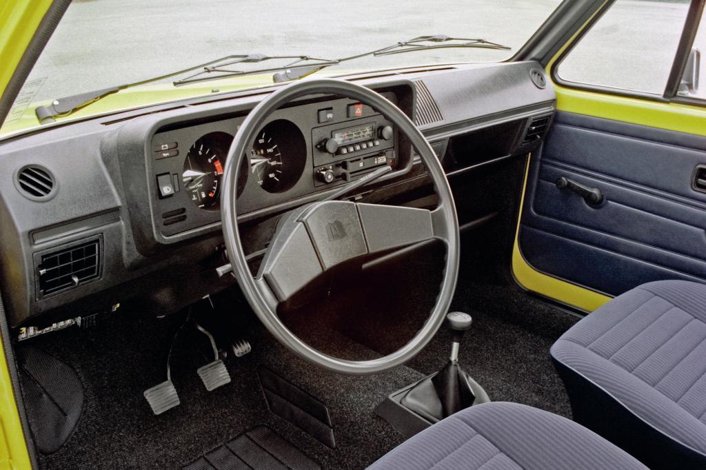 Volkswagen Golf IInterieur