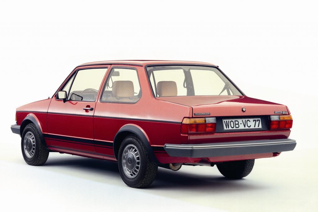 Volkswagen Jetta ab 1979