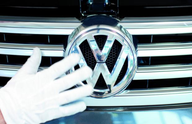 Volkswagen legte um 3,3 Prozent zu