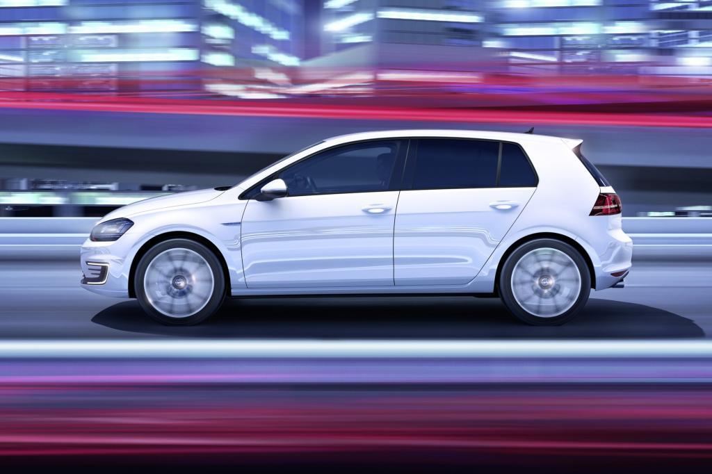 Volkswagen platziert ein alternativ angetriebenes Modell nach dem anderen und führt ab Herbst den Golf GTE in den Markt ein.