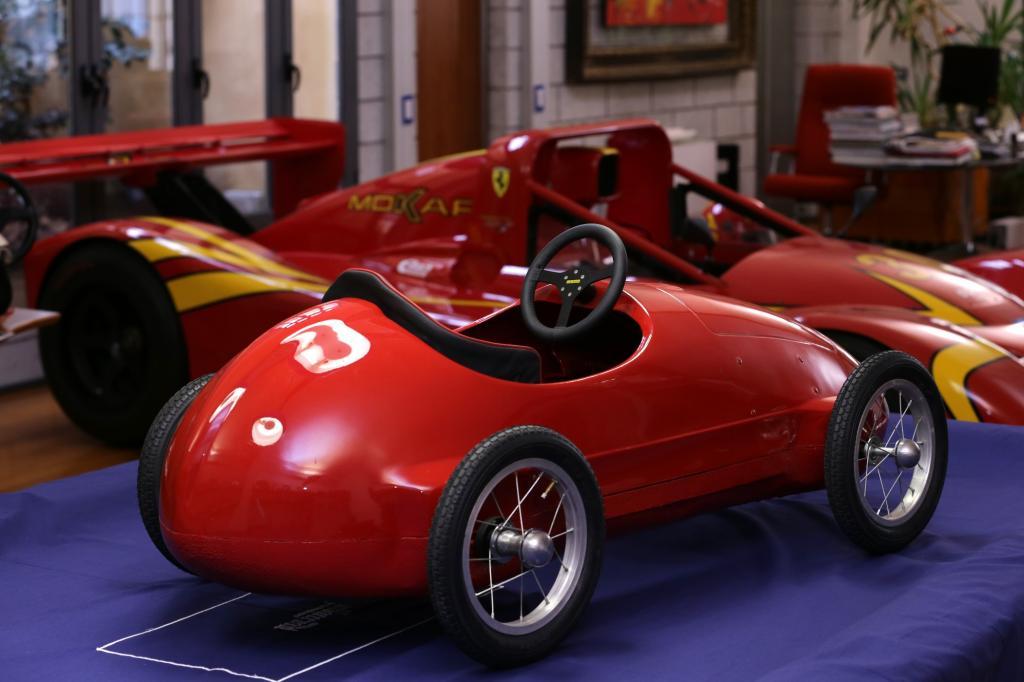 Vom Lenkrad zum Design - Der Airbag war Ende und Anfang
