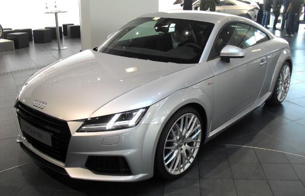 Von der Designikone zur Fahrmaschine: Virtualität hält Einzug im neuen Audi TT