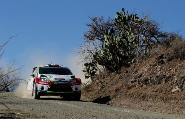 WRC 2014: Titelverteidiger gewinnt Auftaktshow in Mexiko