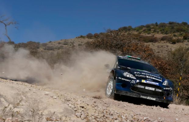 WRC 2014: Überlegener Sieg für Ogier